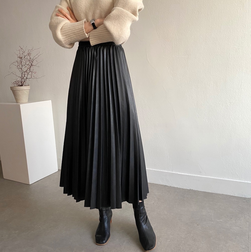 Fleece-lined Skirt